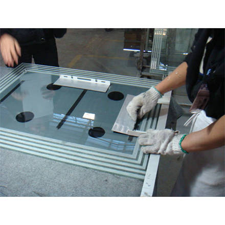 MANUFACTURE OF MIRRORS FOR THE COMPANY BADELEMENTS, S.L.