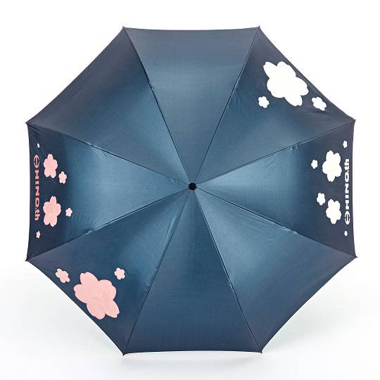 TREND PRODUCT IN CHINA, AN UMBRELLA THAT CHANGES COLOR WITH WATER