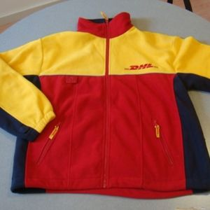 MANUFACTURE OF POLAR FLEECE JACKETS FOR DHL