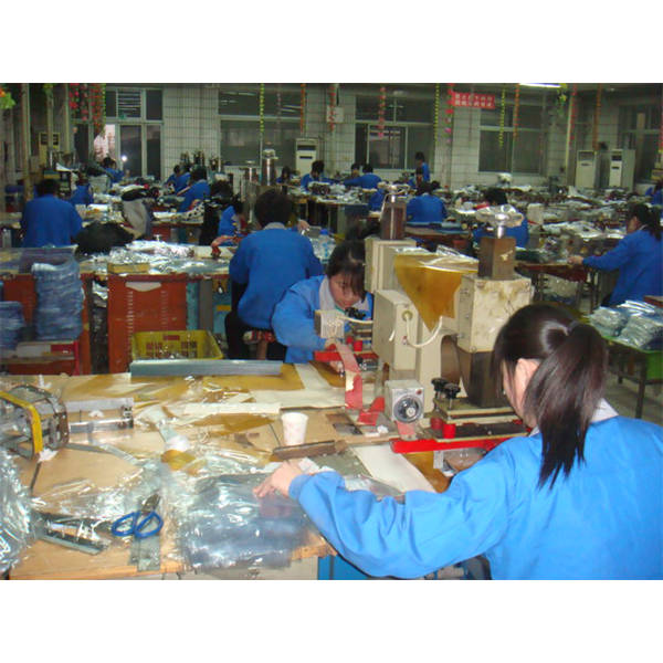 VISIT TO OUR PVC BAGS PROVIDER IN CHINA