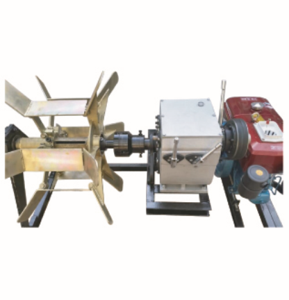 Cable reel winder 3