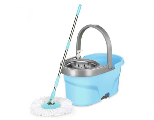 Cleaning bucket with drainer (6L)