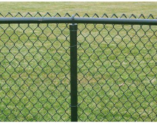 Chain Link Fence (Diamond Shape Wire Mesh)