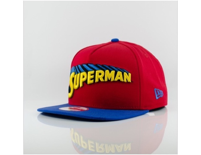 Gorra Snapback Superman