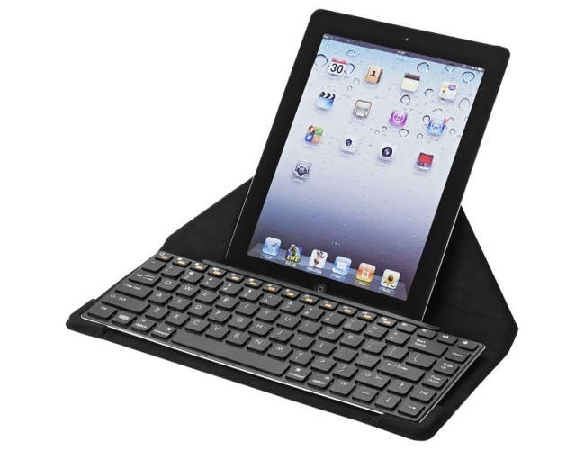 iPad keyboard adapter