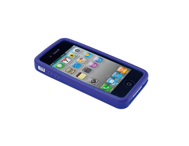 Silicone case for iPhone - Customizable