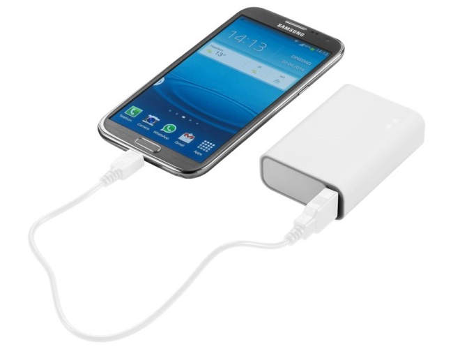 External USB Powerbank