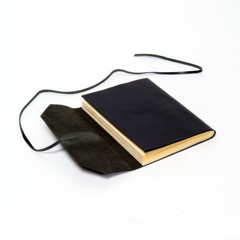 Leather notebook (Mod. 1)