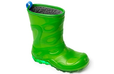Wellington water boots