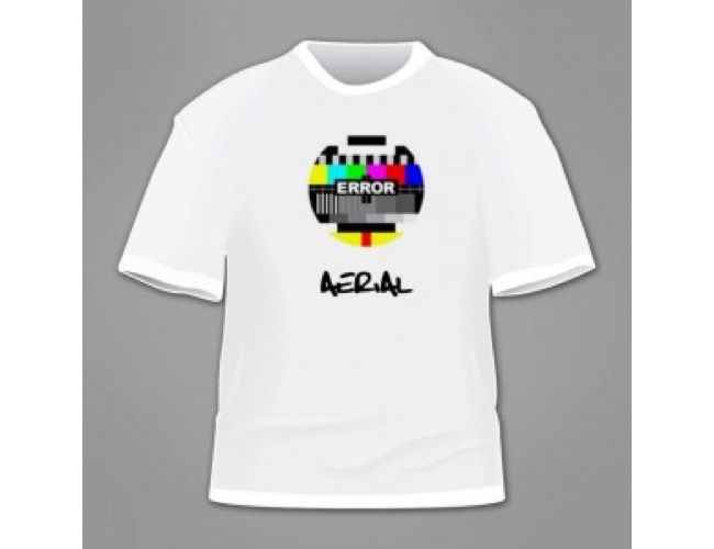Aerial t-shirts (Model.4)