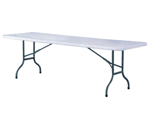 Long catering table