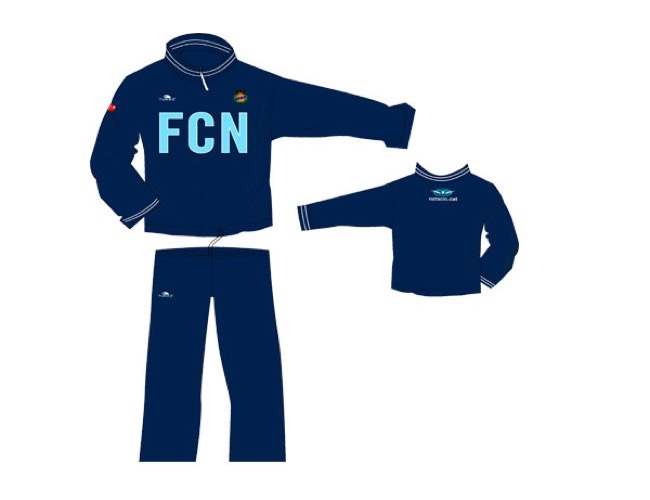 Chándals FCN