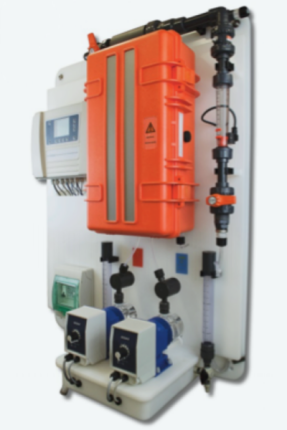 Disinfection system (ClO2)