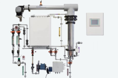 Disinfection System (Electrolysis Unit)