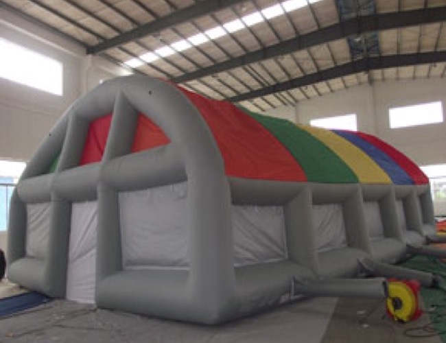 Inflatable structure 2