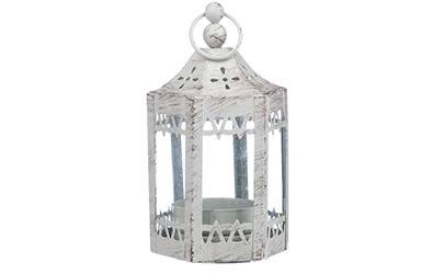 Lantern home decor candles