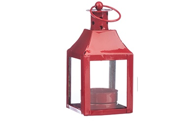 Candle lantern for decor