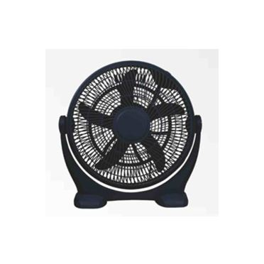 Black foot fan
