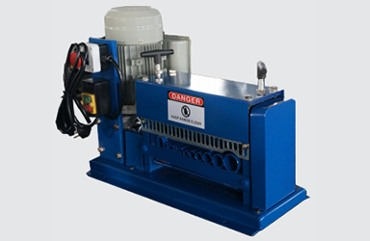 Automatic wire stripping machine (V-038M)