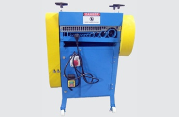 Automatic wire stripping machine (V-045)