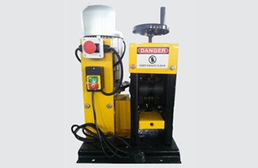 Automatic wire stripping machine (V-060)