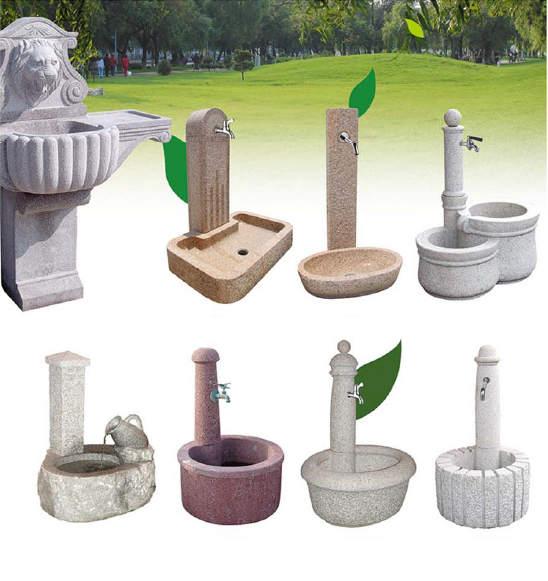 Construcci N Piedra Natural Fuentes De Agua